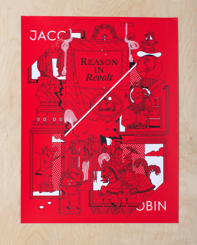 Special Silkscreen Print (Red)