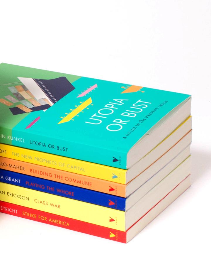 Jacobin Books (six-book subscription)