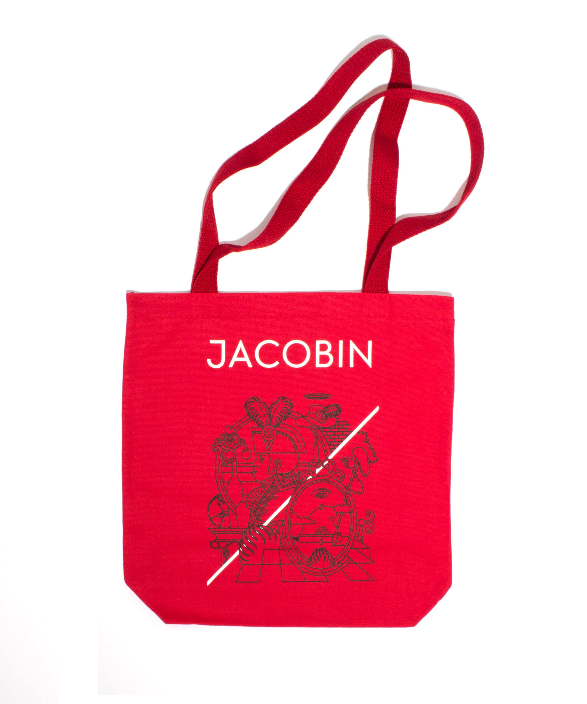 Tote Bag (red)