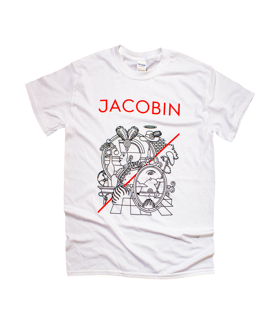 Jacobin T-Shirt (White)