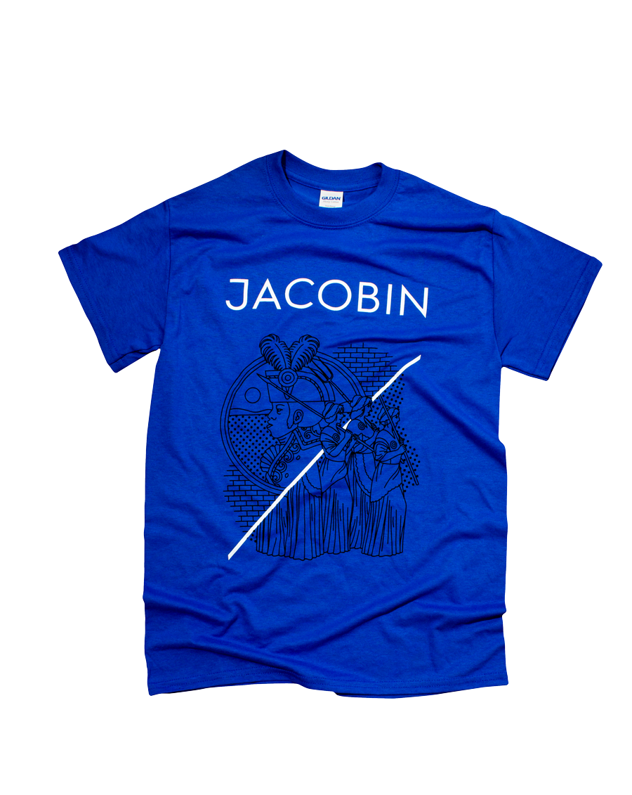 Jacobin T-Shirt (Blue)
